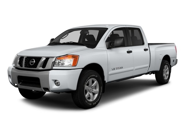 2015 Nissan Titan Prices and Values Crew Cab S 2WD