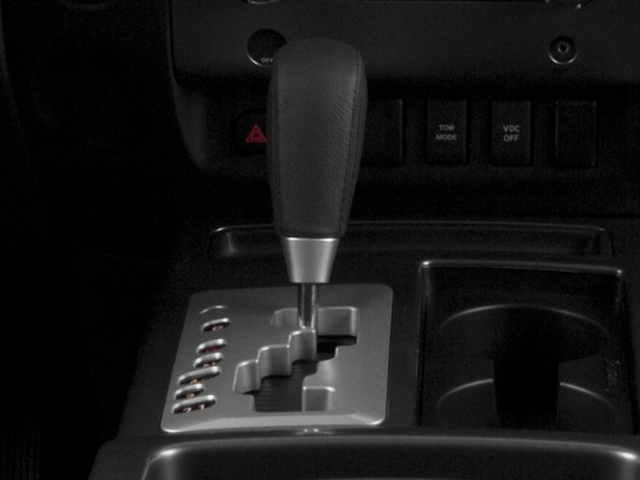 2015 Nissan Titan Prices and Values King Cab S 4WD center console