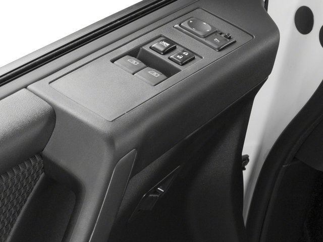 2015 Nissan Titan Prices and Values King Cab S 4WD driver's side interior controls