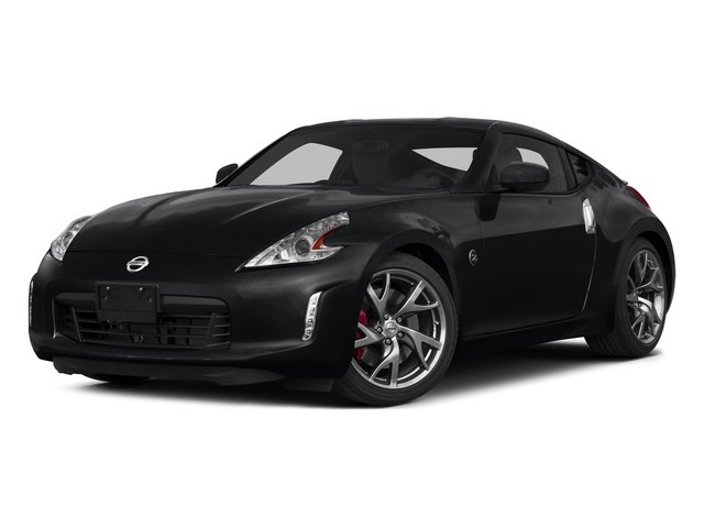 2015 Nissan 370Z Pictures 370Z Coupe 2D V6 photos side front view