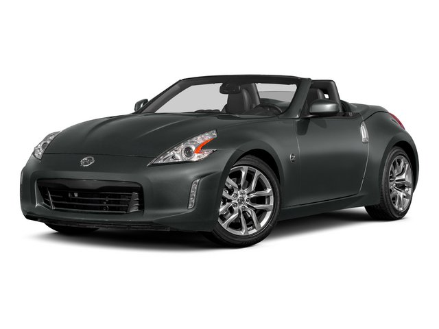2015 Nissan 370Z Pictures 370Z Roadster 2D Touring Sport V6 photos side front view