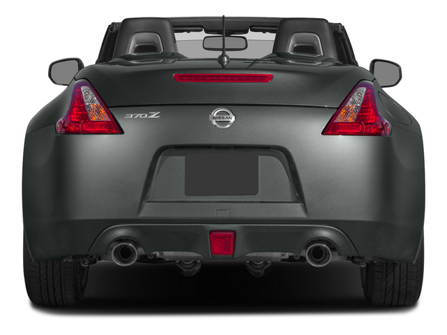 2015 Nissan 370Z Pictures 370Z Roadster 2D Touring Sport V6 photos rear view