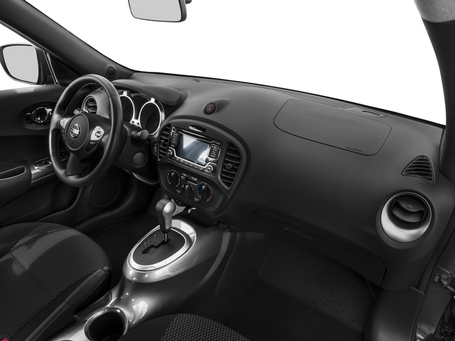 2015 Nissan JUKE Prices and Values Utility 4D NISMO 2WD I4 Turbo passenger's dashboard