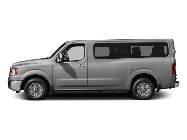 2015 Nissan NVP Prices and Values Passenger Van SV side view