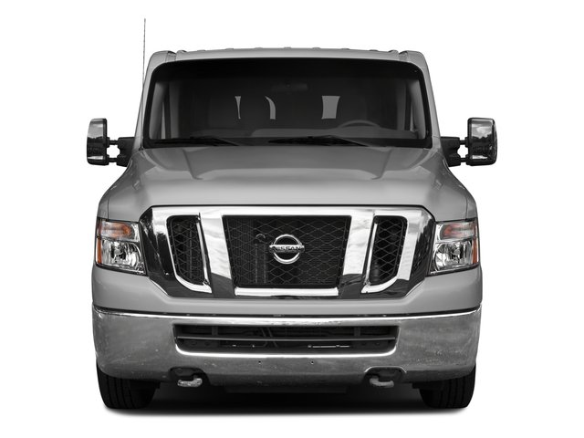 2015 Nissan NVP Prices and Values Passenger Van SV front view