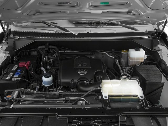 2015 Nissan NVP Prices and Values Passenger Van SV engine
