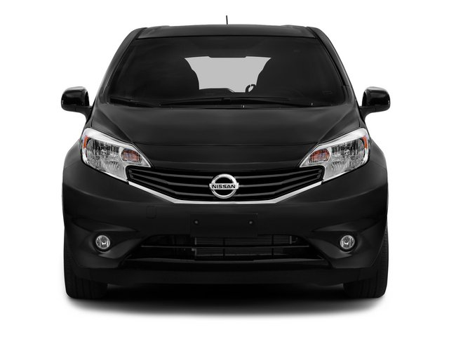 2015 Nissan Versa Note Pictures Versa Note Hatchback 5D Note S Plus I4 photos front view
