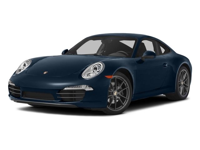 2015 Porsche 911 Prices and Values Coupe 2D H6 side front view