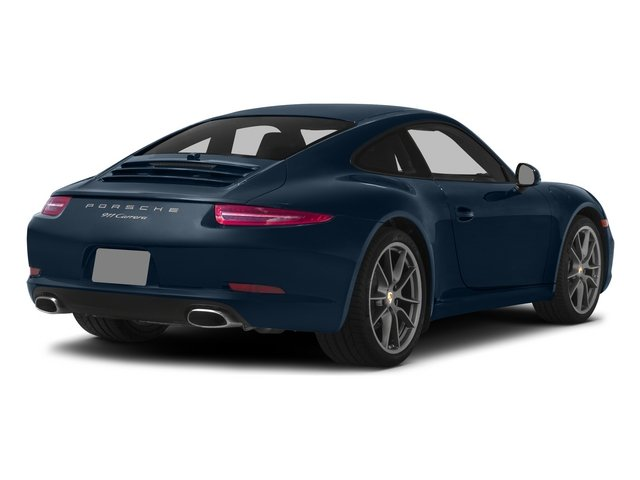 2015 Porsche 911 Prices and Values Coupe 2D H6 side rear view