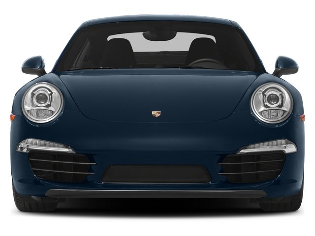 2015 Porsche 911 Prices and Values Coupe 2D H6 front view