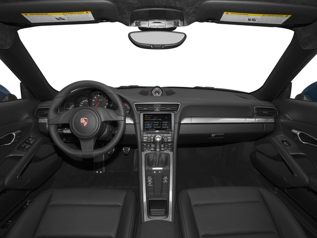 2015 Porsche 911 Prices and Values Coupe 2D H6 full dashboard
