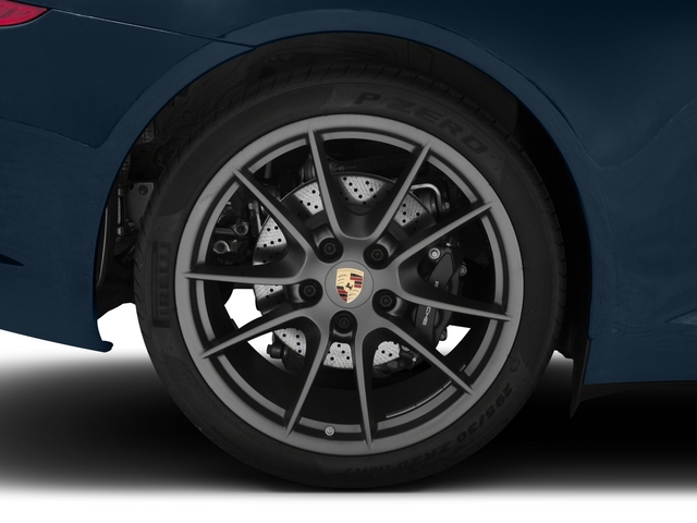 2015 Porsche 911 Prices and Values Coupe 2D H6 wheel
