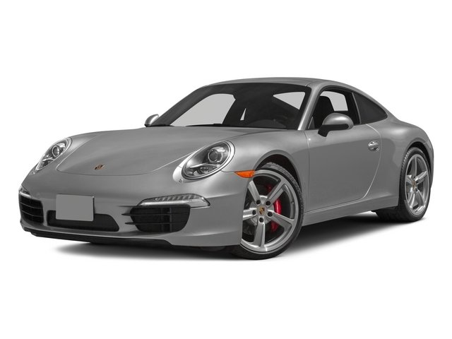 2015 Porsche 911 Prices and Values Coupe 2D Turbo AWD H6 side front view