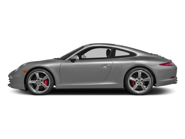 2015 Porsche 911 Prices and Values Coupe 2D Turbo AWD H6 side view