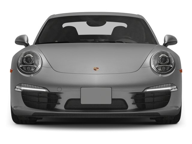 2015 Porsche 911 Prices and Values Coupe 2D Turbo AWD H6 front view