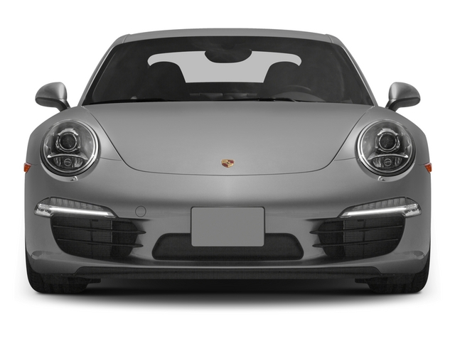 2015 Porsche 911 Prices and Values 2 Door Coupe front view