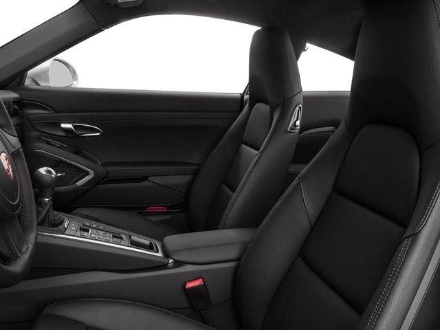 2015 Porsche 911 Prices and Values 2 Door Coupe front seat interior