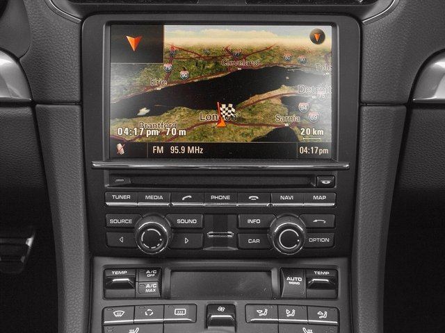 2015 Porsche 911 Prices and Values Coupe 2D S H6 navigation system