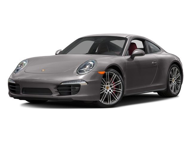 2015 Porsche 911 Prices and Values Coupe 2D 4S AWD H6 side front view