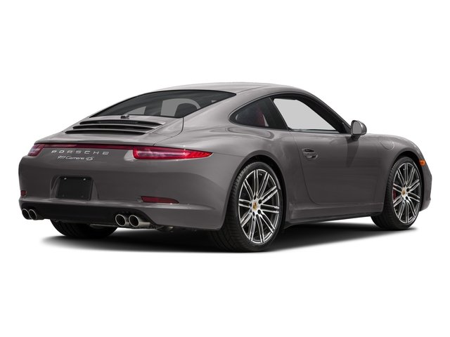 2015 Porsche 911 Prices and Values Coupe 2D 4S AWD H6 side rear view