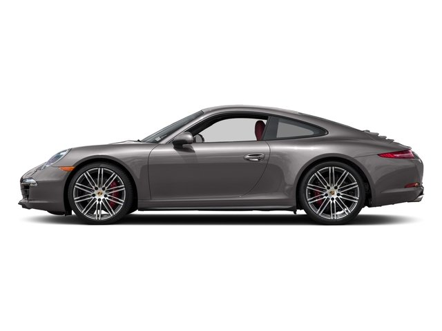 2015 Porsche 911 Prices and Values Coupe 2D 4S AWD H6 side view