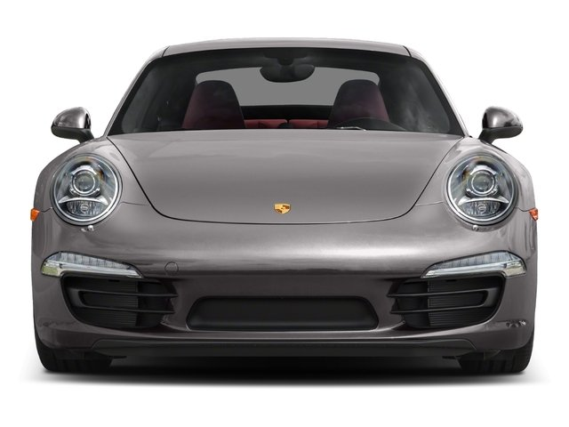 2015 Porsche 911 Prices and Values Coupe 2D 4S AWD H6 front view