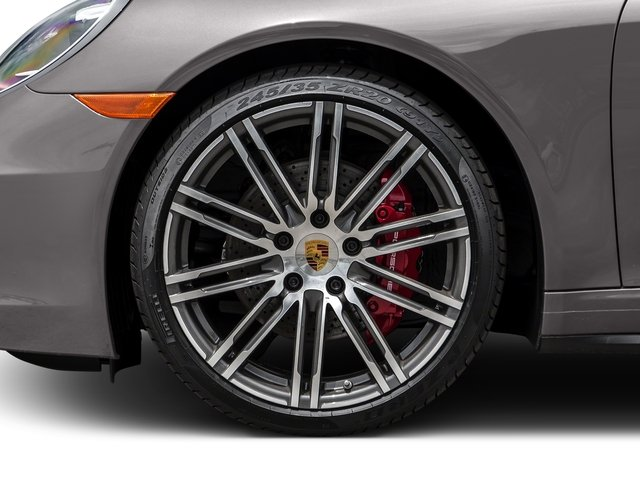 2015 Porsche 911 Prices and Values Coupe 2D GTS H6 wheel