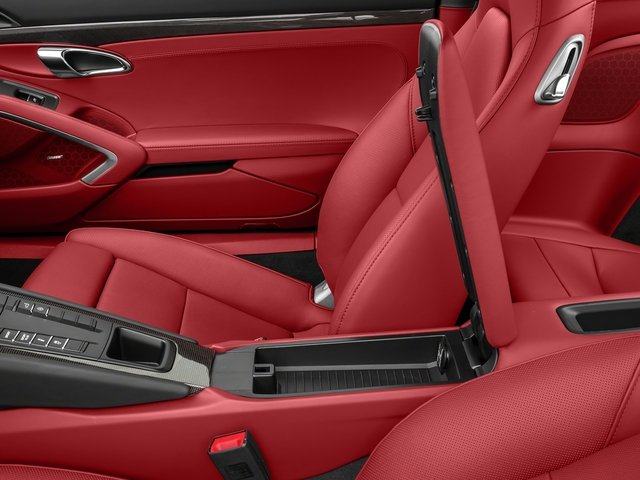 2015 Porsche 911 Prices and Values Coupe 2D GTS H6 center storage console