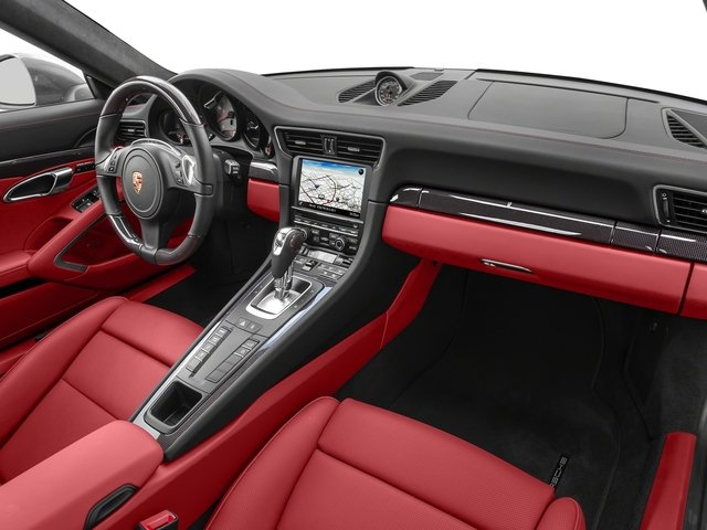 2015 Porsche 911 Prices and Values Coupe 2D 4S Targa AWD passenger's dashboard