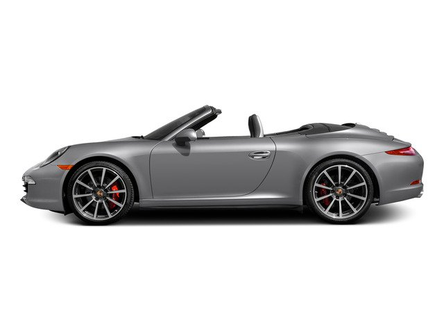 2015 Porsche 911 Prices and Values Cabriolet 2D 4 AWD H6 side view