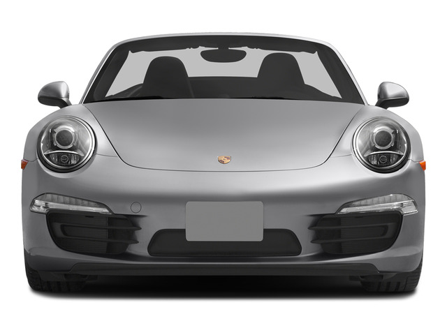 2015 Porsche 911 Prices and Values Cabriolet 2D 4 AWD H6 front view