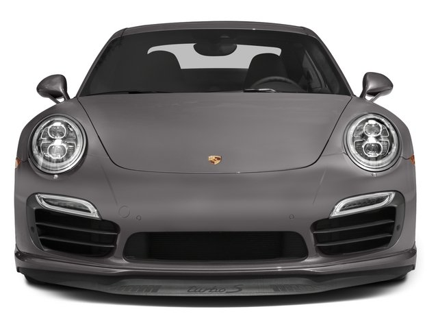 2015 Porsche 911 Prices and Values Coupe 2D Turbo S AWD H6 front view