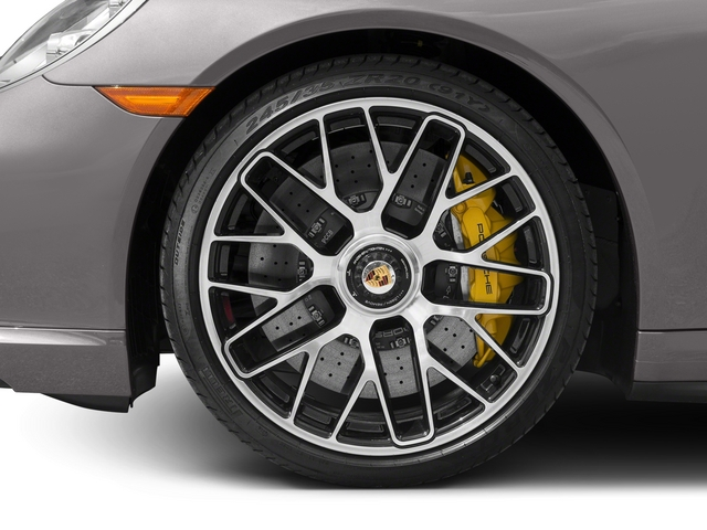 2015 Porsche 911 Prices and Values Coupe 2D Turbo S AWD H6 wheel