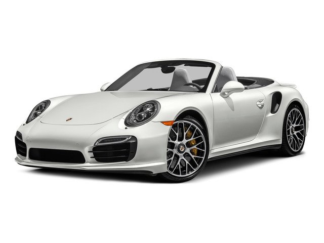 2015 Porsche 911 Prices and Values Cabriolet 2D S AWD H6 Turbo side front view