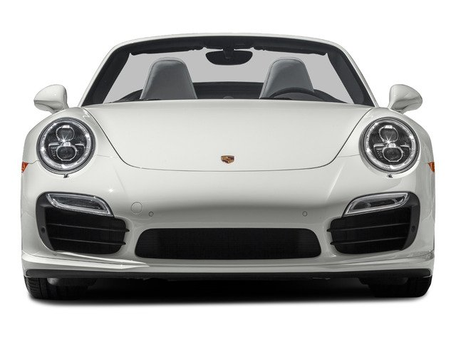 2015 Porsche 911 Prices and Values Cabriolet 2D S AWD H6 Turbo front view