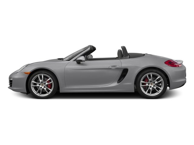 2015 Porsche Boxster Pictures Boxster Roadster 2D GTS H6 photos side view
