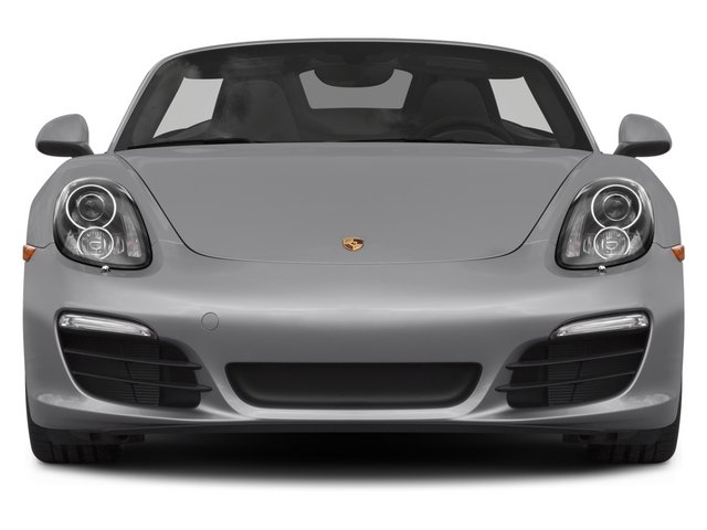 2015 Porsche Boxster Pictures Boxster Roadster 2D GTS H6 photos front view