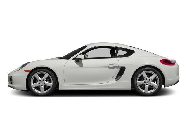 2015 Porsche Cayman Prices and Values Coupe 2D H6 side view