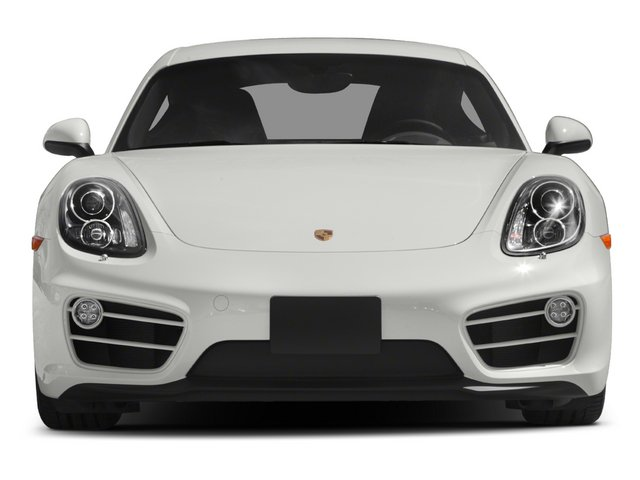 2015 Porsche Cayman Prices and Values Coupe 2D H6 front view