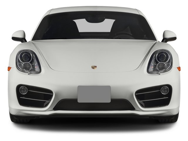 2015 Porsche Cayman Prices and Values Coupe 2D GTS H6 front view