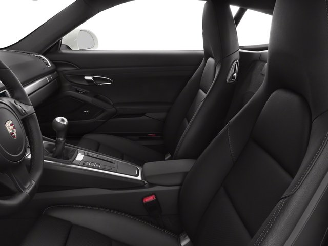 2015 Porsche Cayman Prices and Values Coupe 2D GTS H6 front seat interior