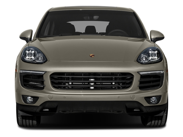 2015 Porsche Cayenne Prices and Values Utility 4D S V6 e-Hybrid AWD front view