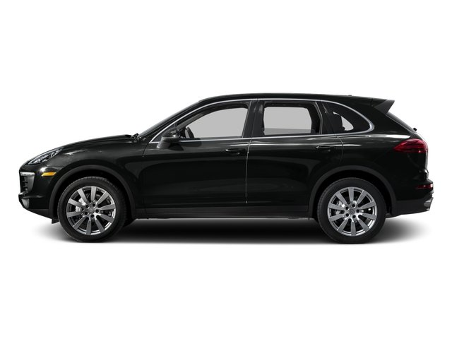 2015 Porsche Cayenne Prices and Values Utility 4D AWD V8 Turbo side view