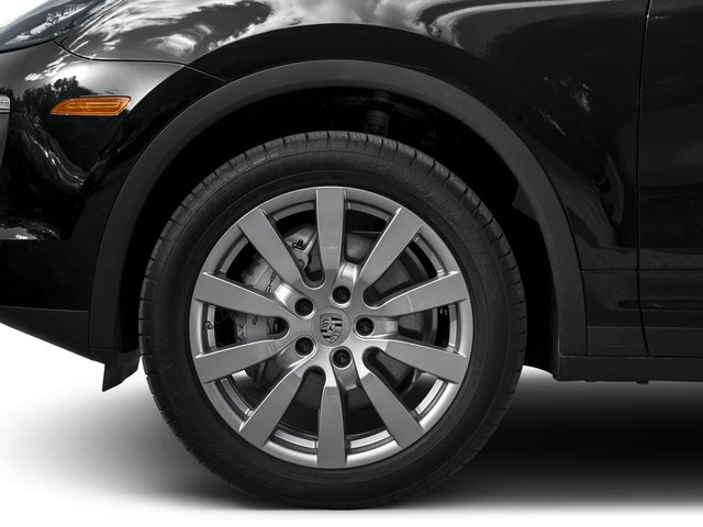 2015 Porsche Cayenne Prices and Values Utility 4D AWD V8 Turbo wheel