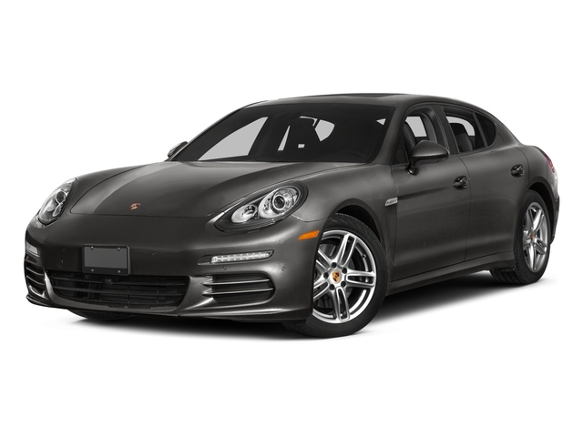 2015 Porsche Panamera Pictures Panamera Hatchback 4D H6 photos side front view