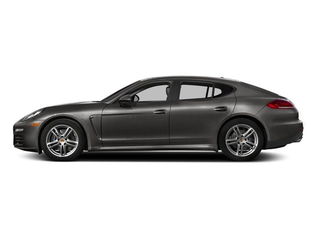 2015 Porsche Panamera Pictures Panamera Hatchback 4D 4 AWD H6 photos side view