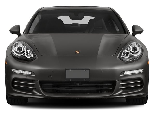 2015 Porsche Panamera Prices and Values Hatchback 4D AWD V8 Turbo front view