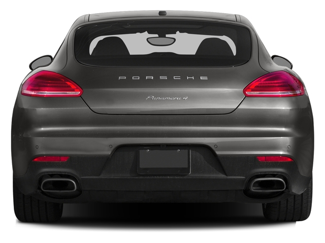 2015 Porsche Panamera Prices and Values Hatchback 4D Executive AWD V8 Turbo rear view