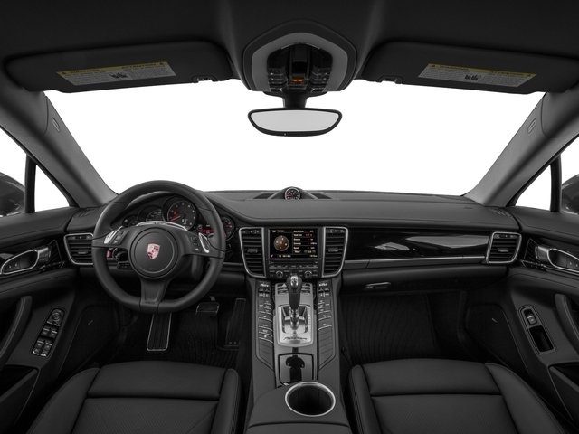 2015 Porsche Panamera Pictures Panamera Hatchback 4D H6 photos full dashboard