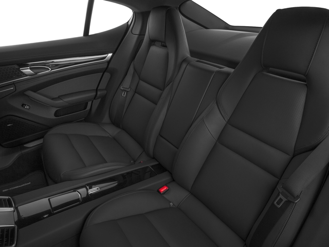 2015 Porsche Panamera Pictures Panamera Hatchback 4D H6 photos backseat interior
